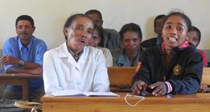 Madagascar Community Participants