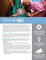Mali country brief