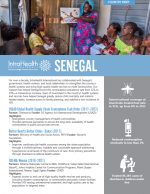 Senegal country brief