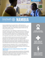 Namibia country brief